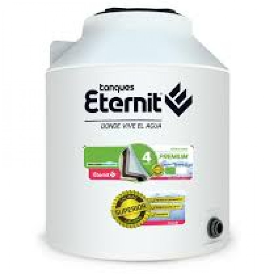 Tanque de agua eternit 4capas 1100 lts con filtro y for Estanques de agua 5000 litros precios