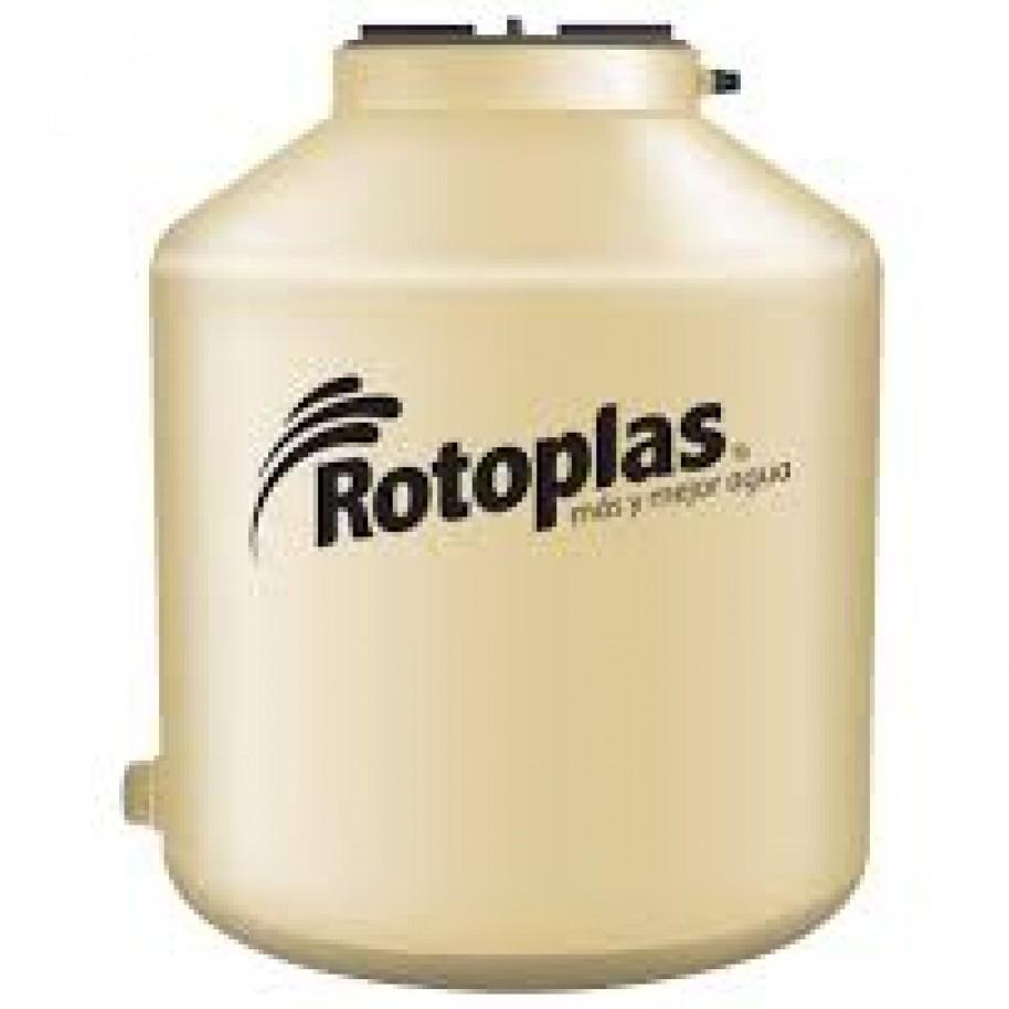 Tanque de agua rotoplas 4 capas 850 lts con flotante y for Tanques de agua medidas