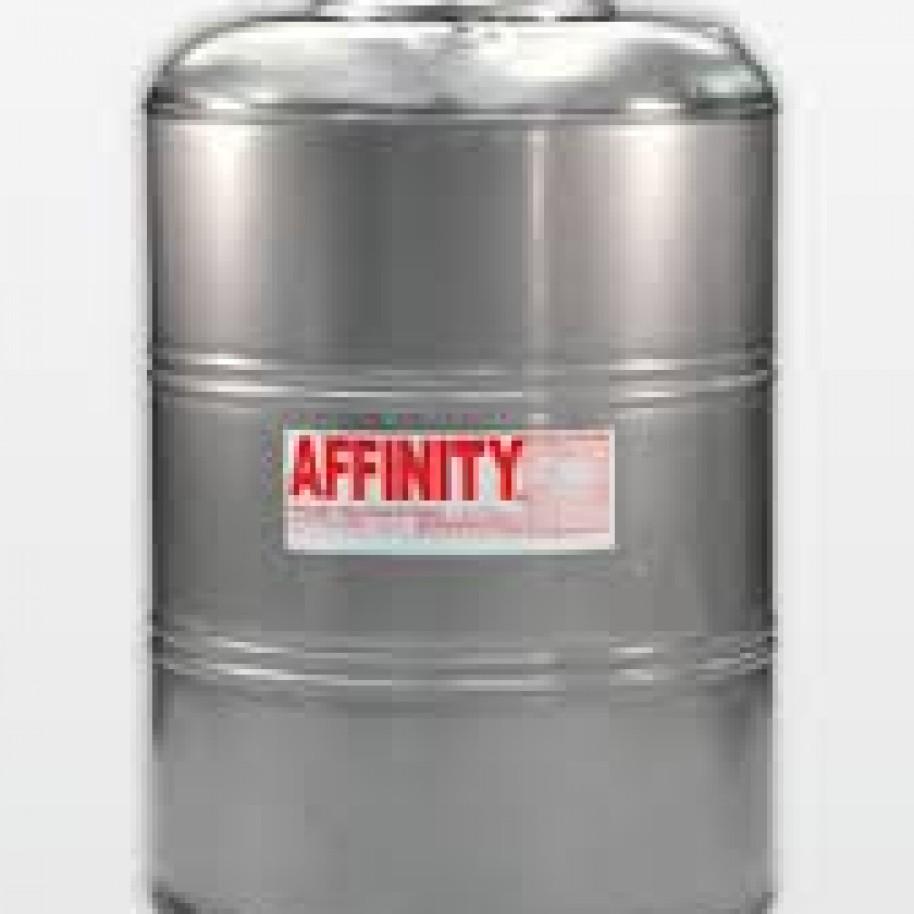 Tanque De Agua Affinity Acero Inoxidable 2000 Lts Rey